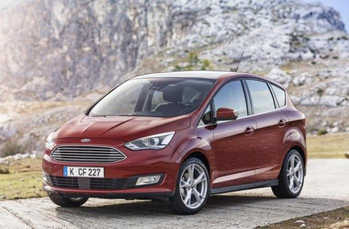 2015 Ford C-MAX facelift 15