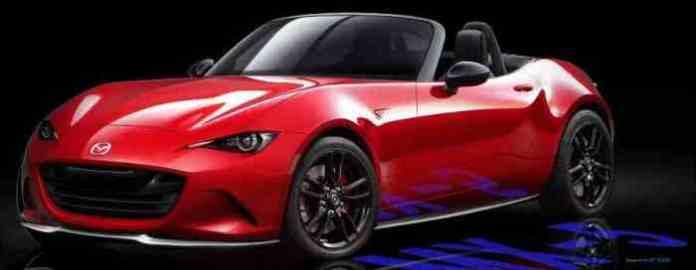 2015 Mazda MX-5 rendering