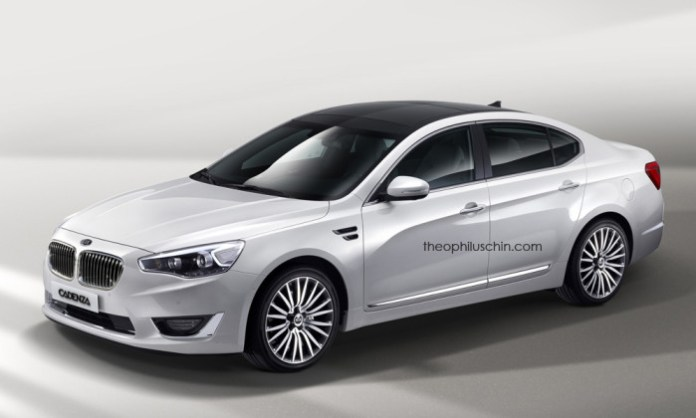 7 Kia Models with BMW Kidney Grille