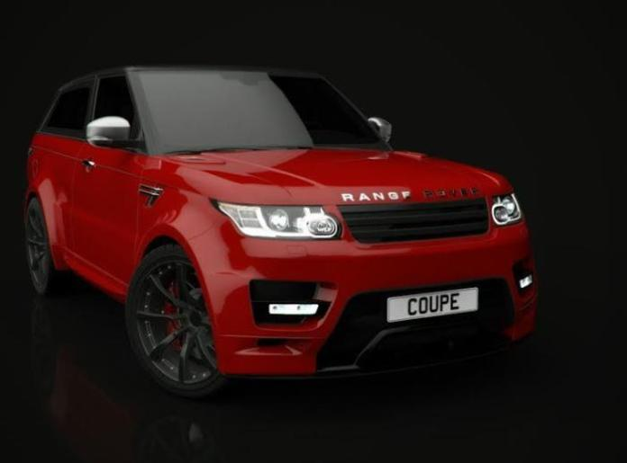 AJP Design Range Rover RS Sport Coupe 1