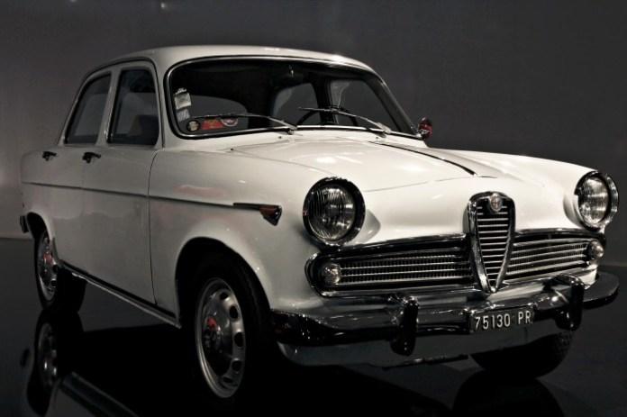 Alfa Romeo Giulietta Berlina