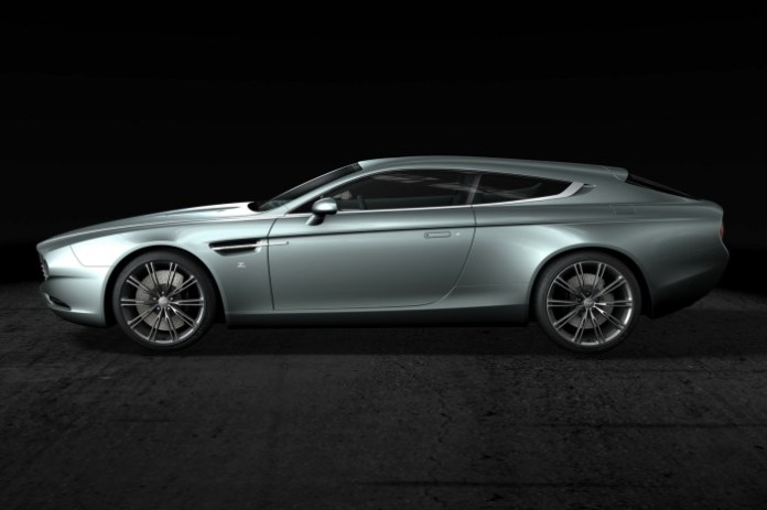 Aston Martin Virage Shooting Brake Zagato (2)