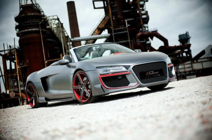 Audi R8 Spyder by CT Exclusive (1)