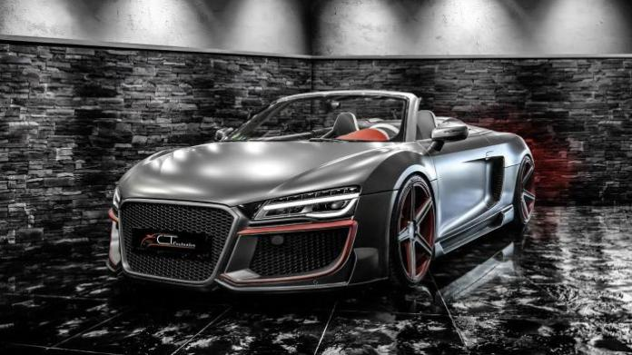 Audi R8 Spyder by CT Exclusive (3)