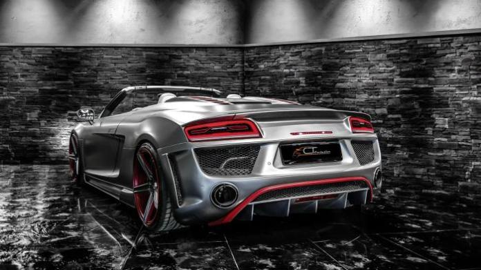 Audi R8 Spyder by CT Exclusive (4)