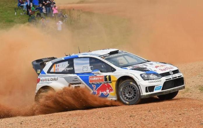 Australia Rally-1
