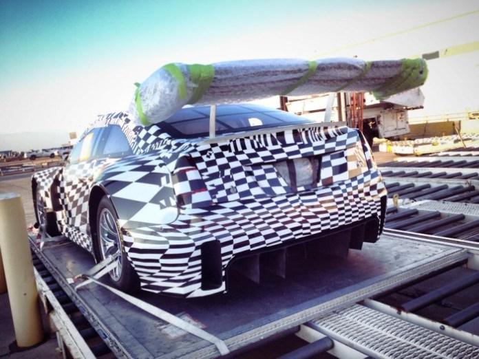 Cadillac ATS-V GT3 race car first photos (2)
