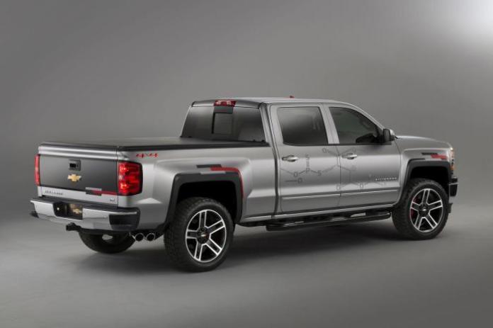 Chevrolet Silverado Toughnology Concept (2)