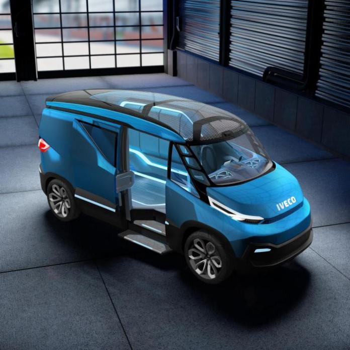 Iveco VISION concept (2)