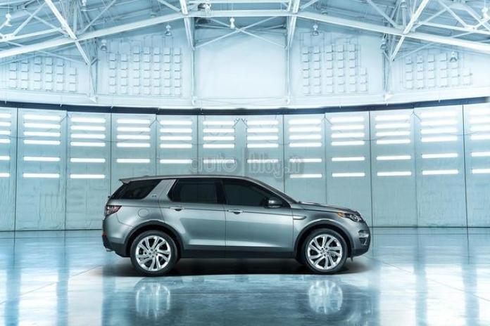 Land Rover Discovery Sport leaked photos (8)