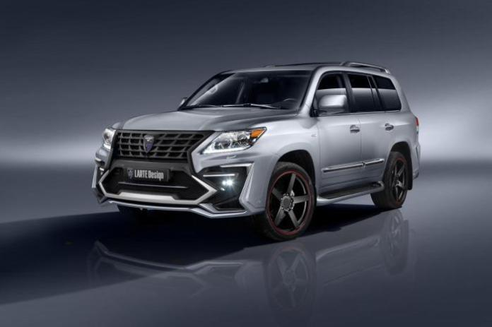Lexus LX 570 Alligator by Larte 7