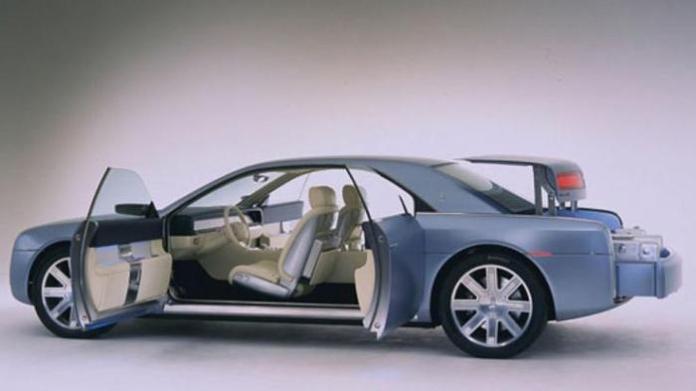 Lincoln Continental concept 2002 (6)