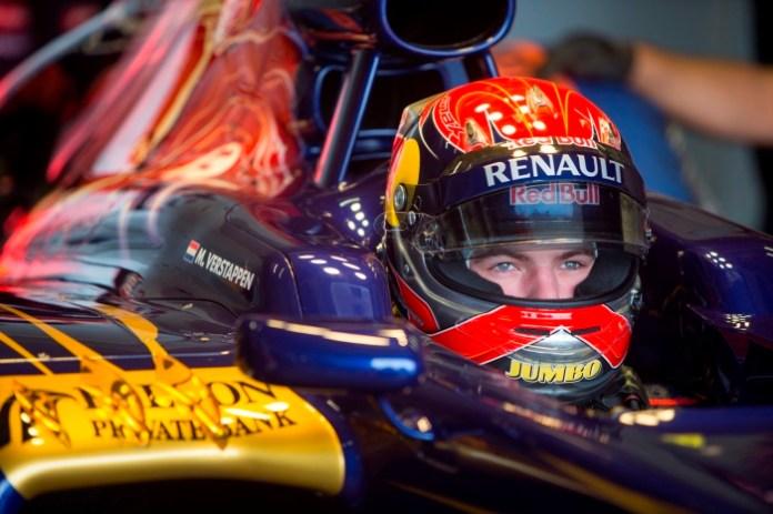 Max Verstappen (NED, Scuderia Toro Rosso, Renault), Adria, Italy (ITA) - 10 September 2014