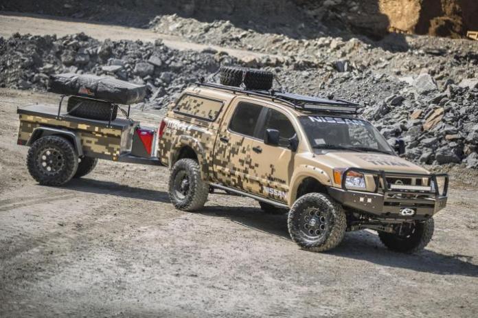Nissan Project Titan 1