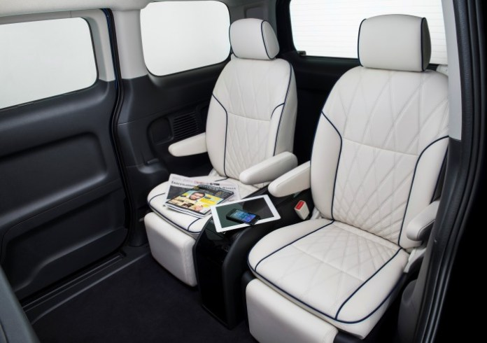 Nissan e-NV200 VIP Concept (3)