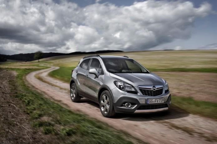 Opel Mokka 1.6 CDTI diesel (5)