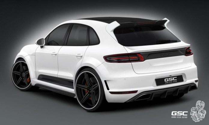 Porsche Macan by German Special Customs (2)