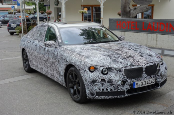 bmw 7-series and x7 spy photos (2)