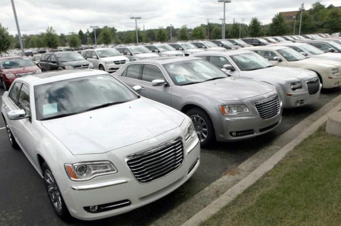 usa car sales