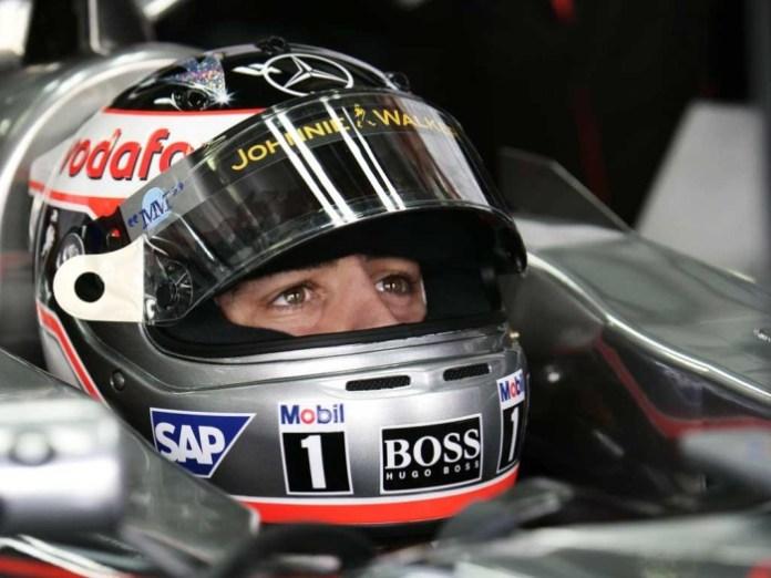 Alonso - McLaren