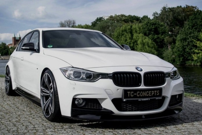 BMW 3-Series Wide Bodykit by TC-Concept (1)