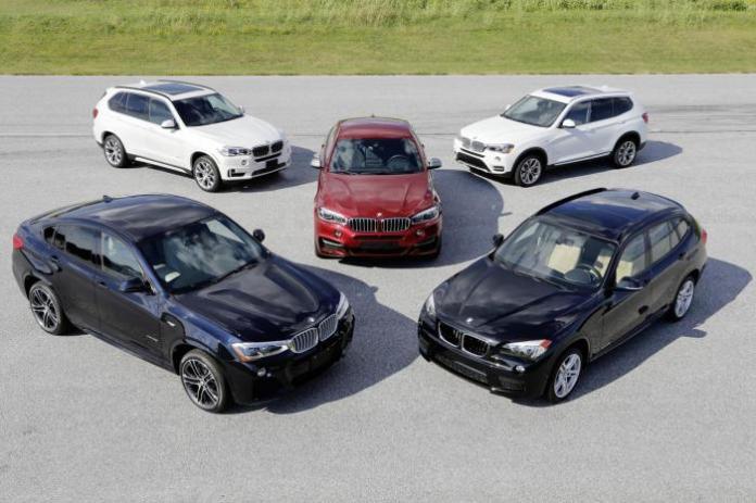 BMW X 15th anniversary 1
