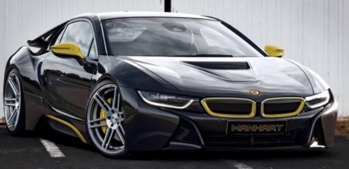 BMW i8 by Manhart (1)