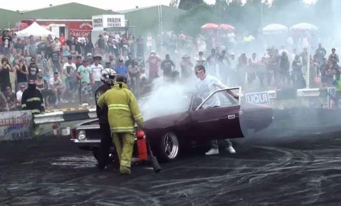 Burnout Engine FAIL
