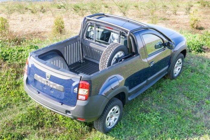 Dacia Duster pickup 2