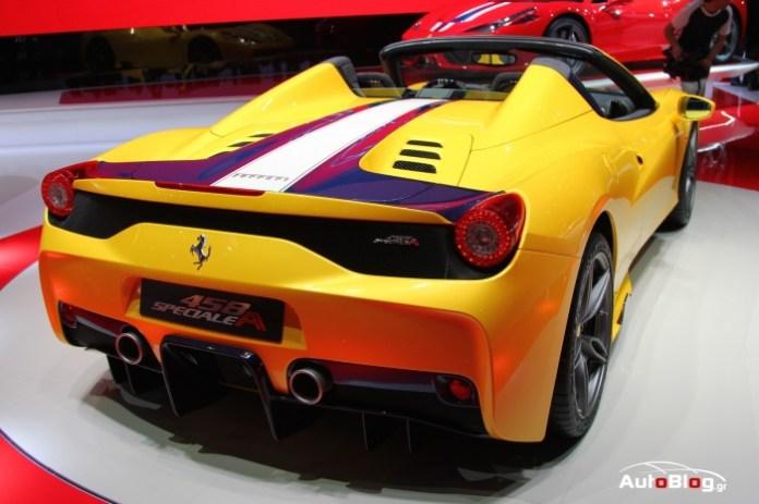 Ferrari 458 Speciale A live in Paris 2014 (25)