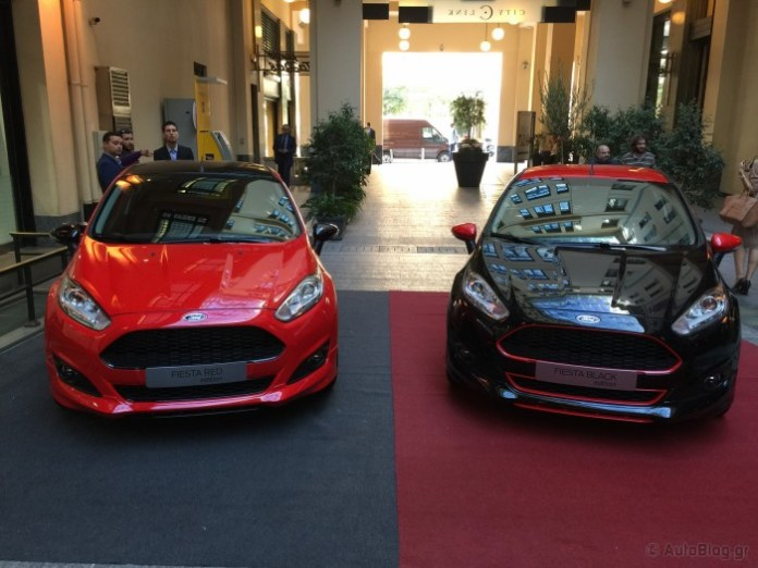 Ford Fiesta Black and Red Edition in Greece (7)