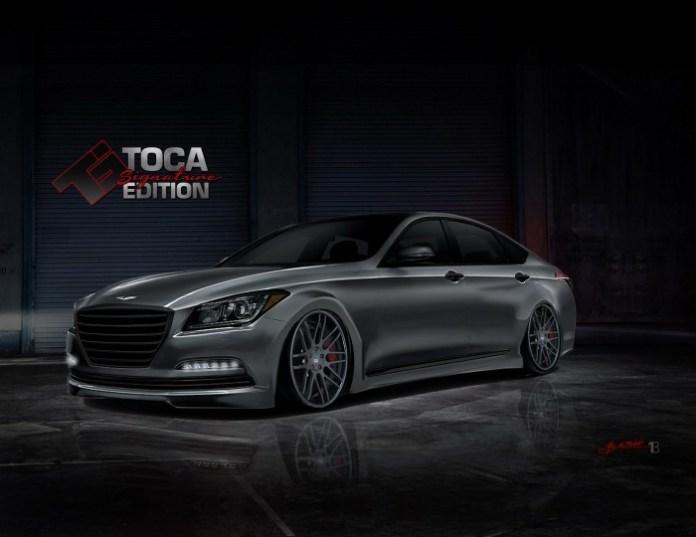 Hyundai Genesis-Toca-Edition