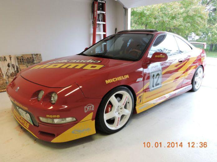Integra Fast Furious (1)