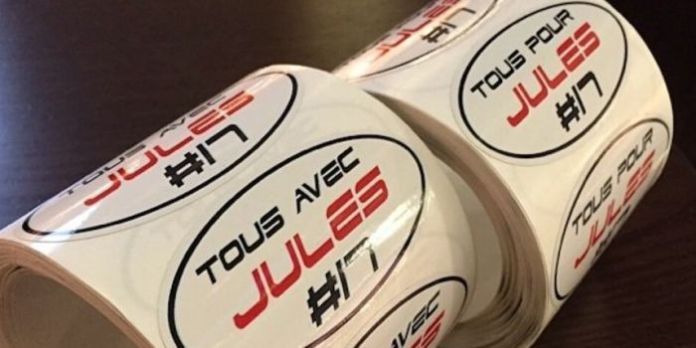 Jules Bianchi - Get Well Soon