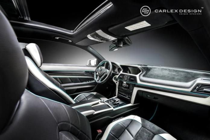 Mercedes-Benz E-Class Coupe by Carlex Design