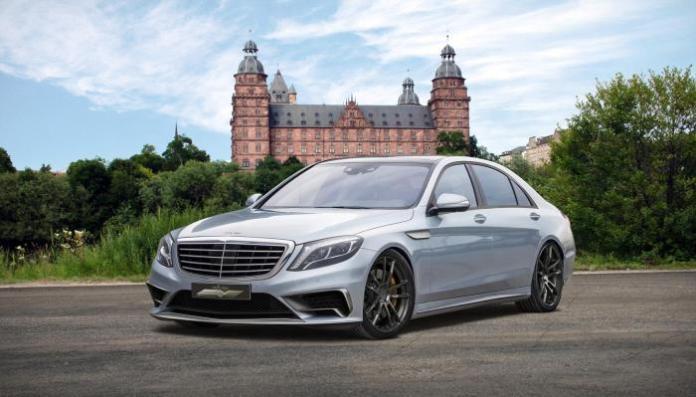 Mercedes-Benz S65 AMG by Voltage Design (1)