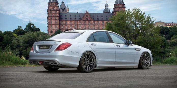 Mercedes-Benz S65 AMG by Voltage Design (2)