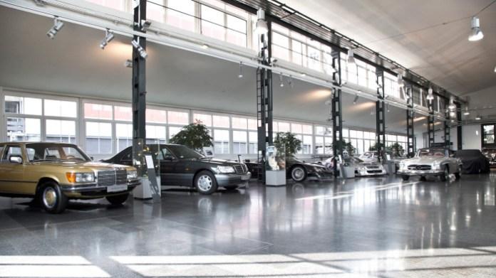 Mercedes-Benz secret garage (34)