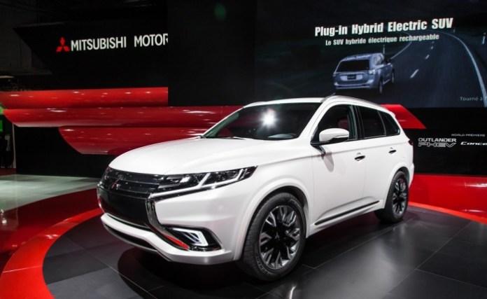 Mitsubishi Outlander PHEV Concept-S (15)