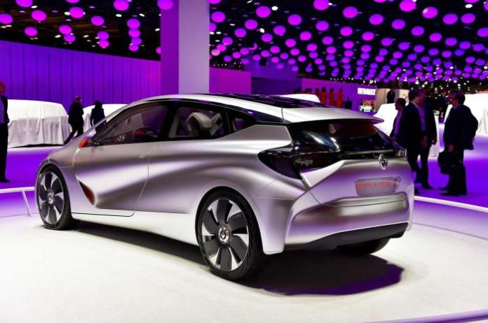 Renault Eolab concept at 2014 Paris Motor Show 3