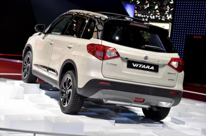 Suzuki Vitara live in Paris 3