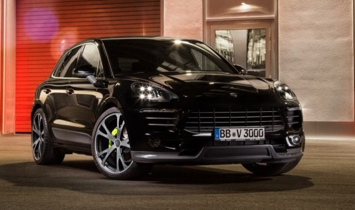 TECHART_for_Porsche_Macan_front