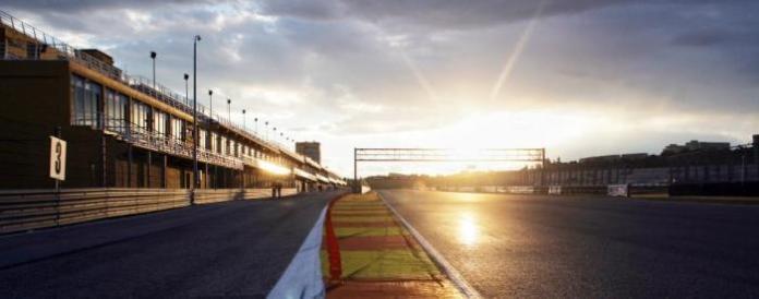 Valencia Race Track