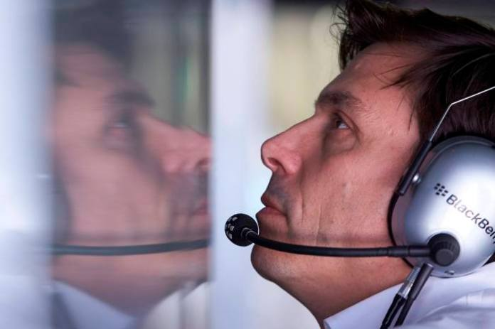 Wolff - Russian GP