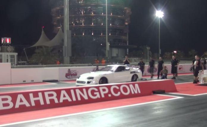 Worlds Fastest Toyota Supra