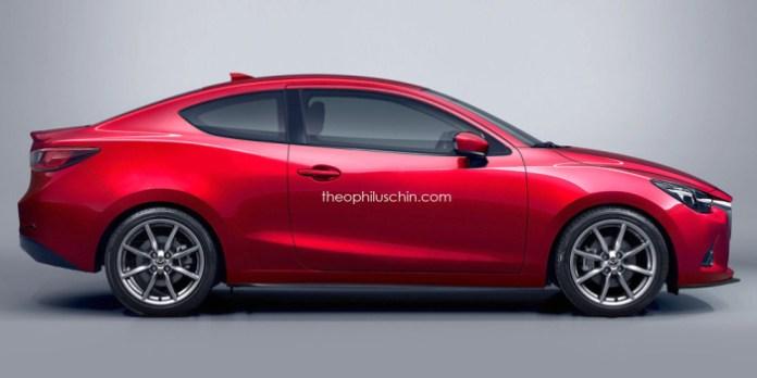 Mazda 2 Coupe