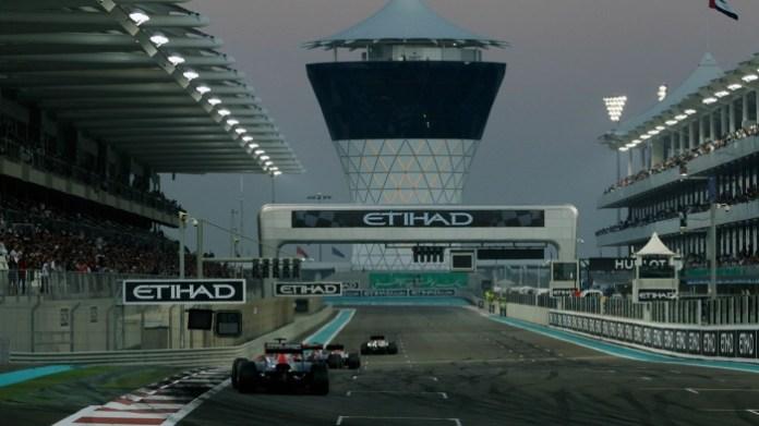 2011 UAE F1 GP