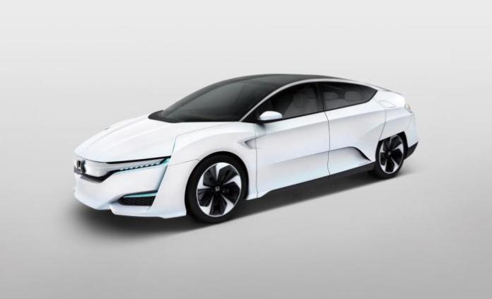 2014 Honda FCV concept 10