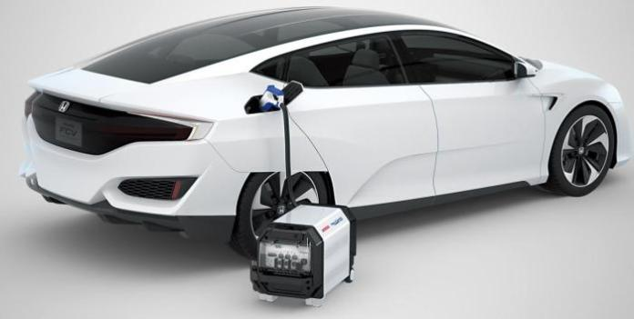 2014 Honda FCV concept 3