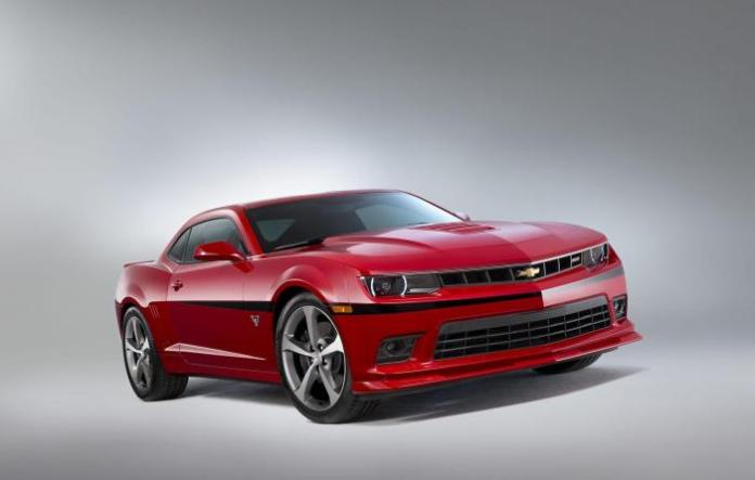 2015 Chevrolet Camaro Commemorative Edition 1